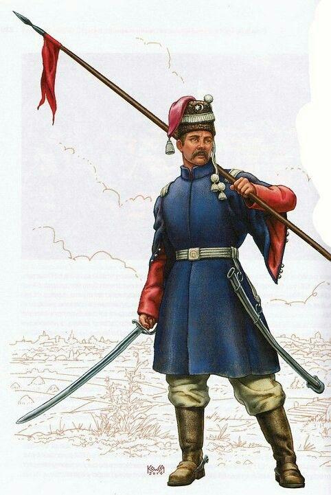 Cossack in Ottoman service