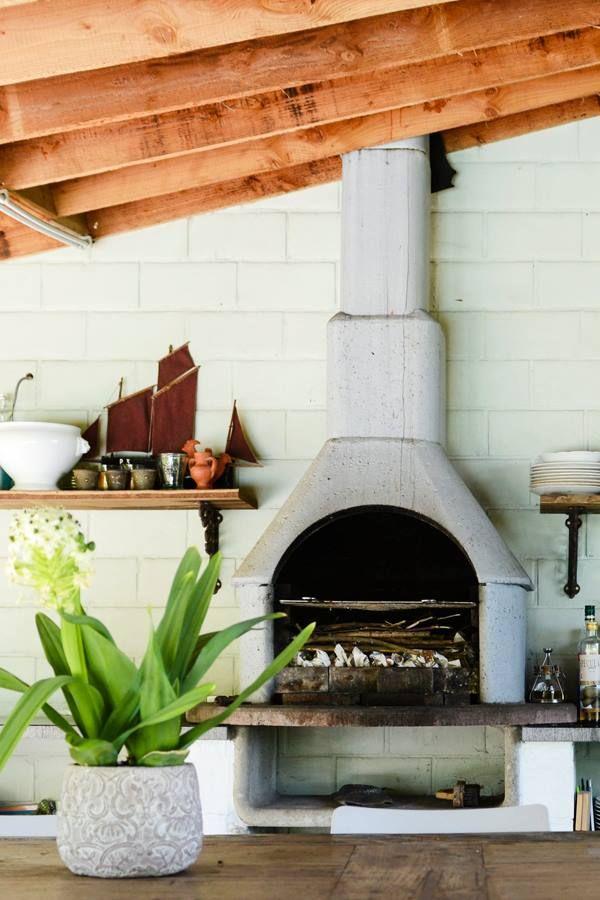 Más de 1000 ideas sobre chimenea de hormigón en pinterest ...