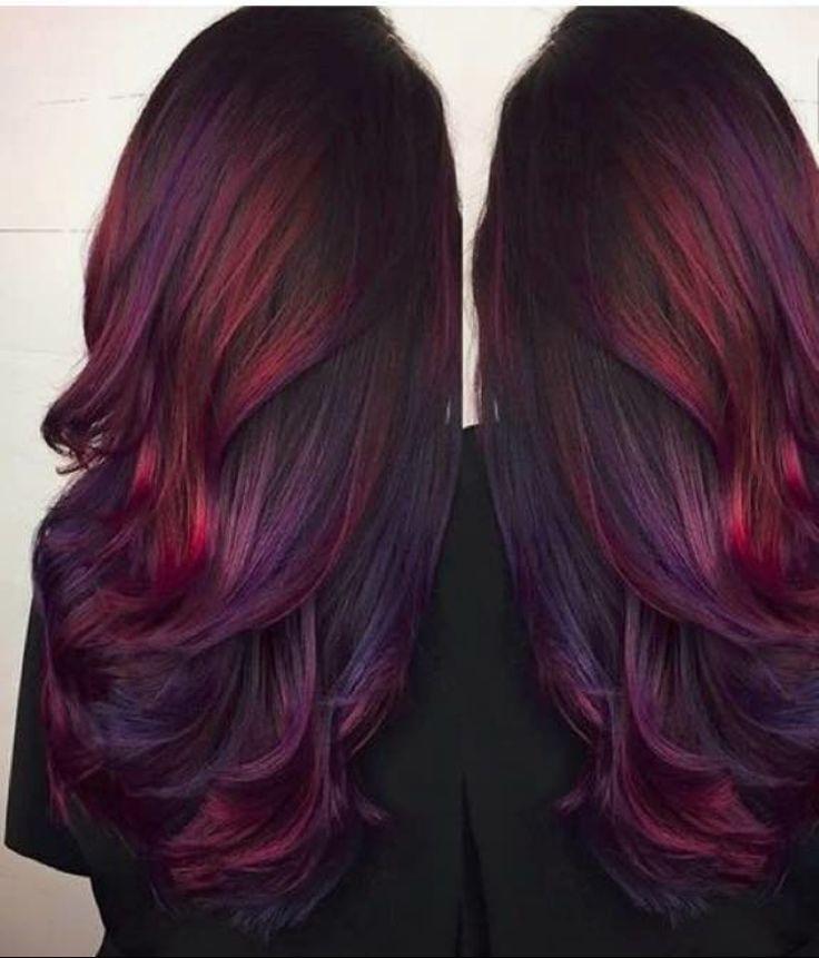 get 20 purple hair colors ideas on pinterest without. Black Bedroom Furniture Sets. Home Design Ideas