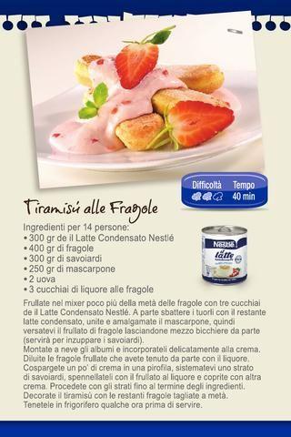 ISSUU - Nuove ricette latte condensato di Nestlé Buona la Vita