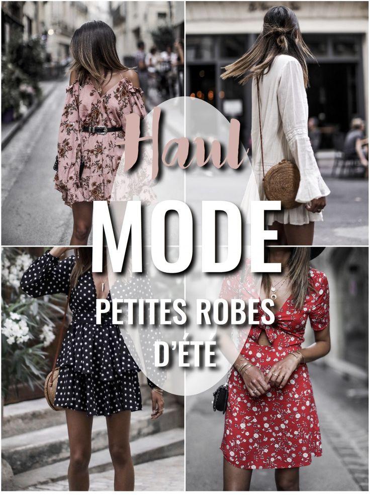 HAUL JUILLET 2017 : mes petites robes d'été en vidéo! - JUNE Sixty-Five - Blog Mode