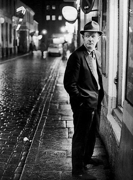 Spy writer John Le Carre