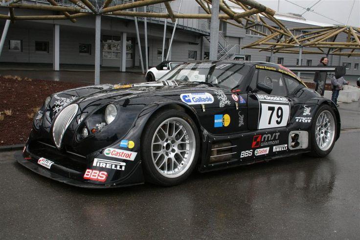 Wiesmann Race Car Wiesmann Gt Race Car Motorsports Pinterest