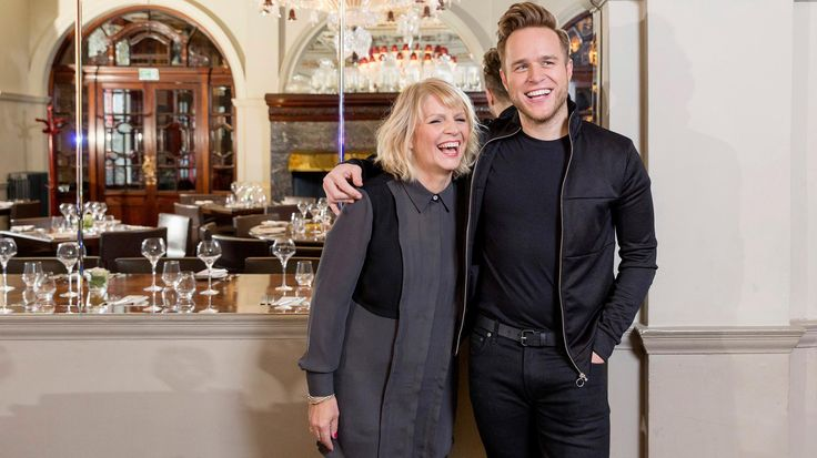 We were the stunning backdrop for a photo shoot with Vickylynn & her son singer/presenter Olly Murs, featured in 'The Times'. Subscribe to see the full article