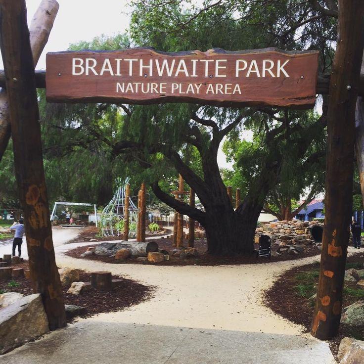Braithwaite Park, Mount Hawthorn - Blog Reviews | - Buggybuddys