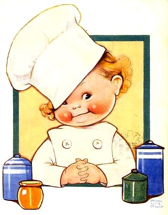 ‿✿⁀Cooking w/ Kids‿✿⁀  ~~Mabel Lucie Attwell