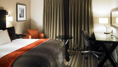 Contemporary Double Rooms