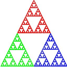 The Chaos Game, Pascal's and Sierpinski's Triangle - Math Week 12