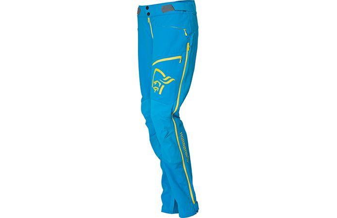 norrøna soft shell pants for women
