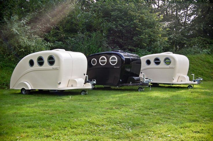 Welcome to simplicity, welcome to the pod™. The Coolest Caravan on the Planet The stylish living unitfor two you can...