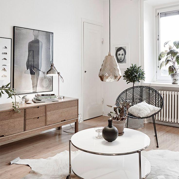 Há uma atmosfera de simplicidade, alegria e conforto em ambientes com o estilo escandinavo. Deve ser por isso que muita gente - inclusive a gente - gosta b