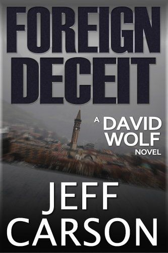 #Free 2 July -#Mystery #Thriller Foreign Deceit (David Wolf Book 1) by Jeff Carson, Colorado Sergeant David Wolf's world is wrenched when he receives word his brother has committed suicide in the Alps of Italy.   Devastation and resentment over his only sibling's selfish act quickly gives way to a nagging suspicion that he isn't getting the whole truth.