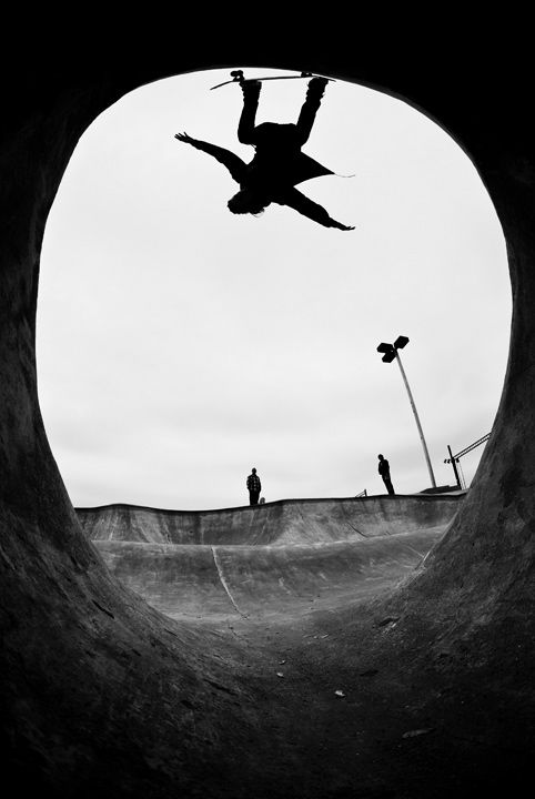 See more great skateboarding pictures, posters and videos by Liking us on Facebook: http://www.theskateboarder.net