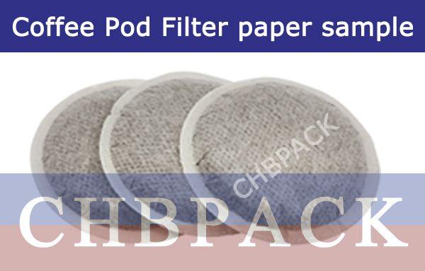 Coffee Pod Filter paper sample2