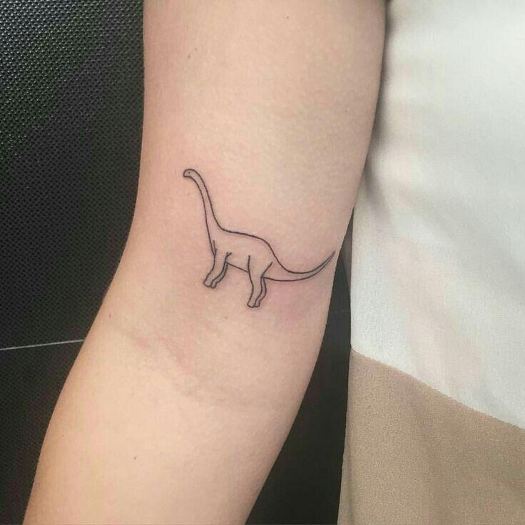22 best duif images on pinterest animals bird and mail art for Minimalist dinosaur tattoo