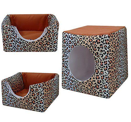 Aus der Kategorie Betten  gibt es, zum Preis von EUR 20,90  Wir bieten Ihnen ein schönes Hunde- oder Katzenkörbchen. Dein Vierbeiner kann das Bett auch als Katzenhöhle (Iglu) verwenden, weil es ausklappbar ist. Die Tiere finden hier einen Platz, wo sie sich zurückziehen können. Das Hundebett ist aus Baumwolle + Polyester & Nylon Stoff hoher Qualität mit Teflonbeschichtung gegen Haare resistent gefertigt.