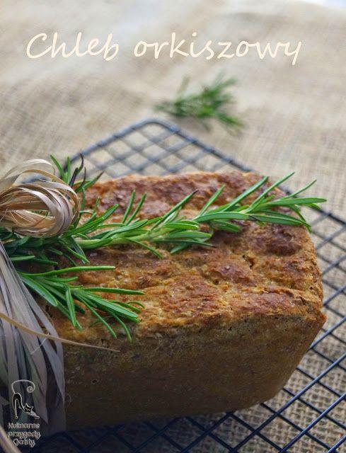 Kulinarne przygody Gatity: Chleb orkiszowy z kaszą gryczaną