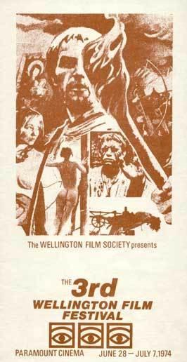 1974 #nziff New Zealand International Film Festival