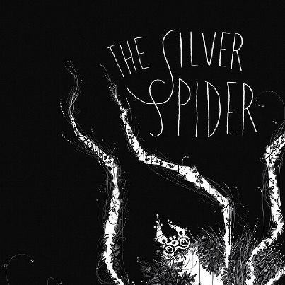 The Silver Spider cover , By Manoj A Menon