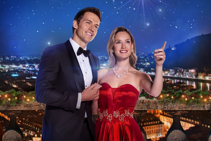 """Find video, photos and cast information for the Hallmark Channel original movie """"Christmas at ..."""