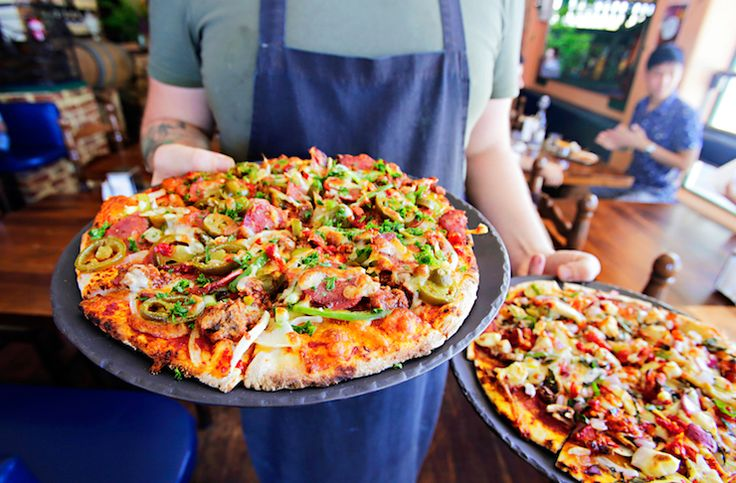 Perth's Best GF Pizza