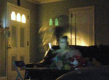 Apparition Ghost Picture