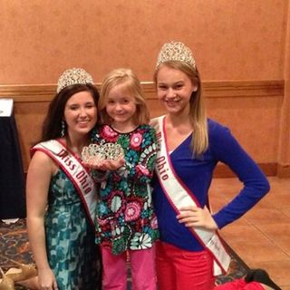 Help Angela be the next Miss Ohio Princess! - The cute little girl in the middle is Miss Angela. She has the   personality that will light up the whole world. With her big   personality and adorable face she is on her way to possibly staring in a Disney Junior show, or a movie, and that is just ...