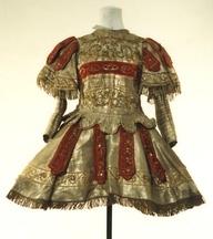 Man's Baroque theatrical costume