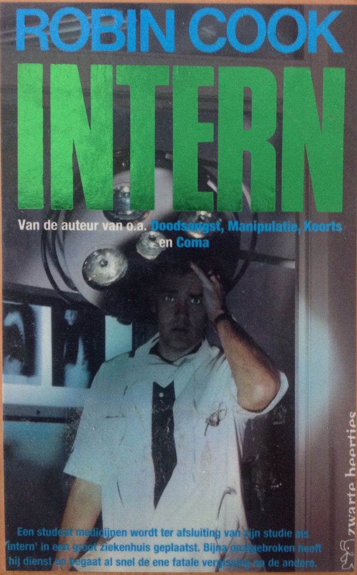 Robin Cook: intern