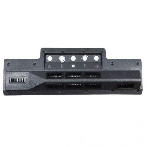 Air Conditioning / Heat Control Panel Bezel Black 8 Vents John Deere 4230 7720  #AftermarketpartforJohnDeere