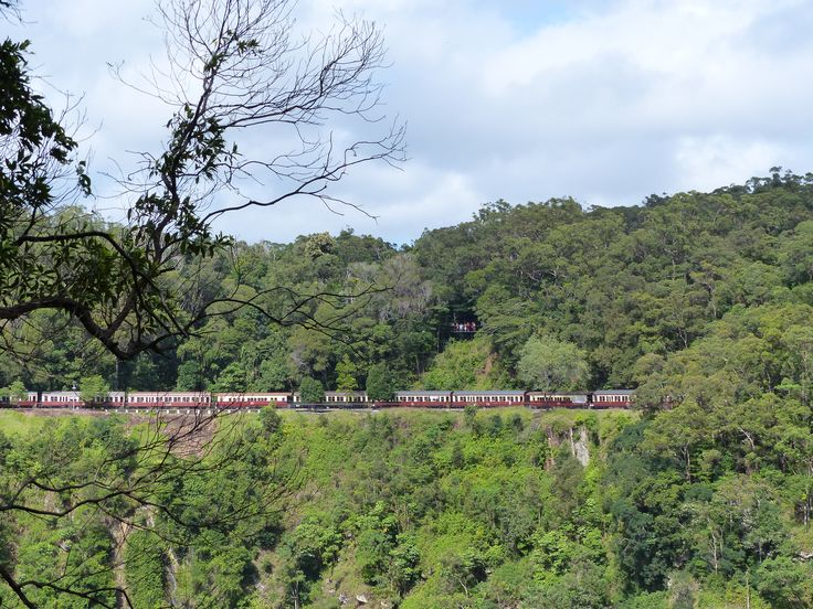 Scenic Railway of Kuranda