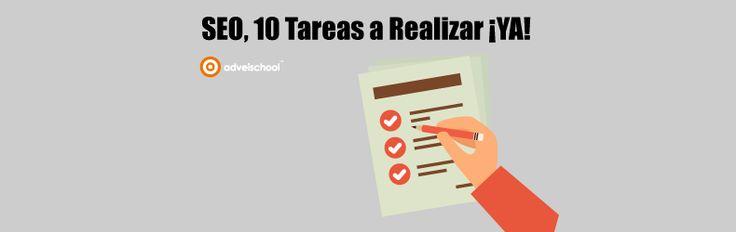 Descubre en este Artículo las 10 tareas SEO para mejorar el posicionamiento de tu página web. Entra ahora y Ponte a trabajar en tu Posicionamiento Web!