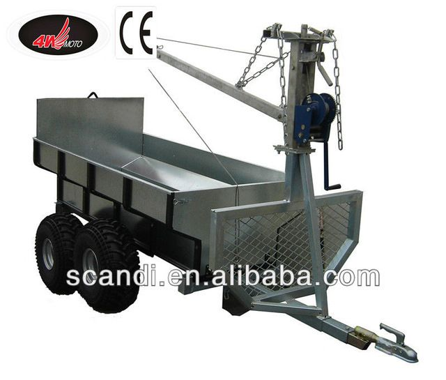 Source 4W-A01C Hunting ATV Trailer on m.alibaba.com