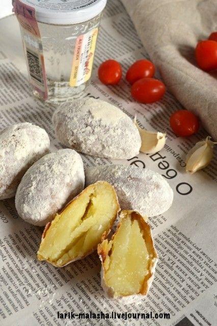 О том, что я люблю картошку, я уже писала. И никогда не перестану ее любить, я уверена! Но вот никакие ризотто, полента или паста не смогут мне заменить это чудо…