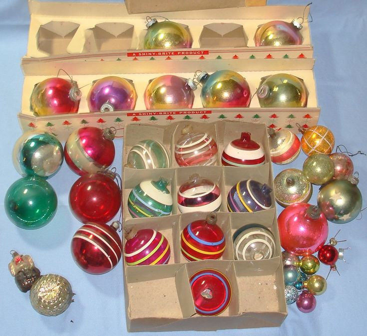 152 best 1940 Christmas ornaments images on Pinterest | 1940s ...