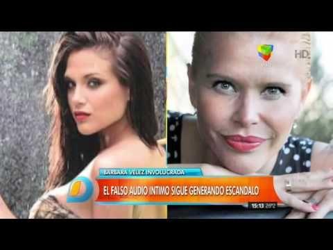 El enojo de Nazarena tras el falso audio de Barbie Vélez
