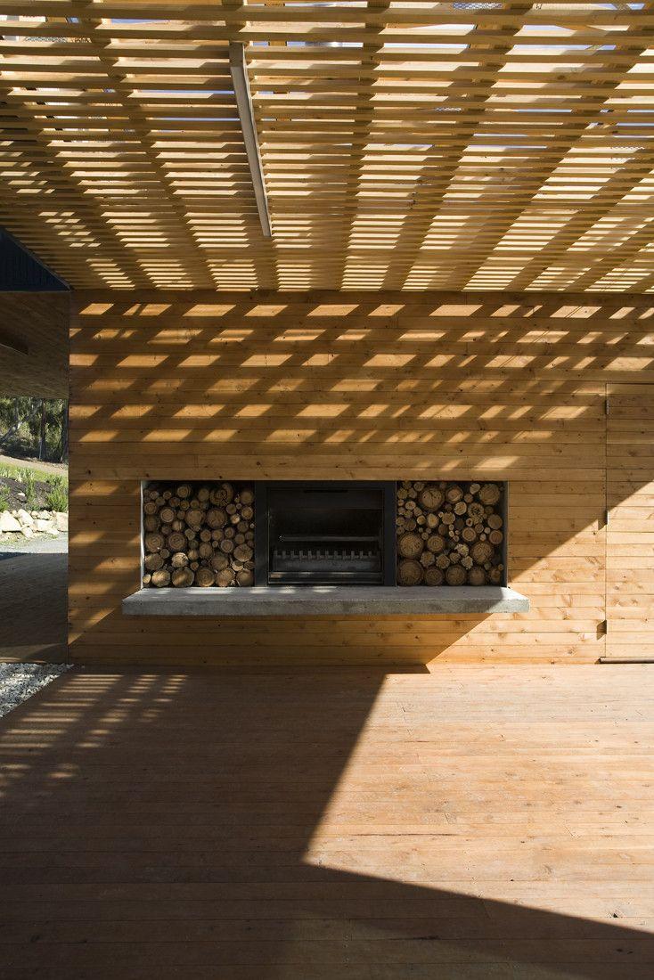 Domus aurea residence in mexico by alberto campo baeza bvs 169 - Allens Rivulet House Room11 Nowoczesna Stodo A Wn Trza Design Projekty Dom W
