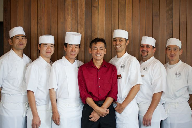 Meet the New Sushi Chefs at Shiro's | Seattle Resaurants | Seattle Met