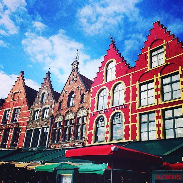 . . #bruges #brugge #belgique #belgium #voyage #ベルギー #ブリュージュ #ファインダー越しの私の世界