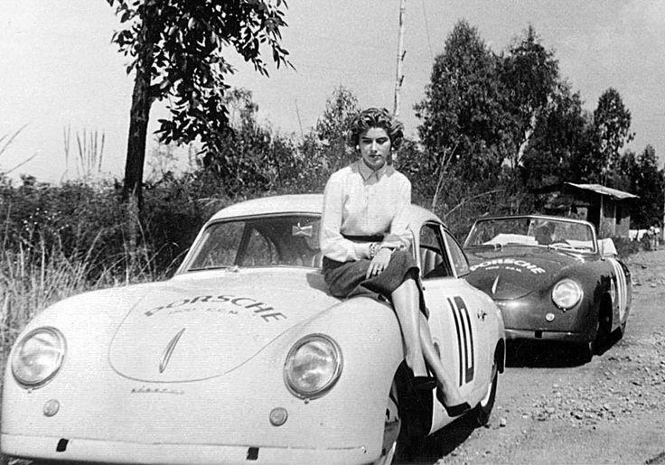 Miss Mexico 1952, Olga Llorens Pérez