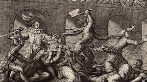 spaanse leger verslaat azteken