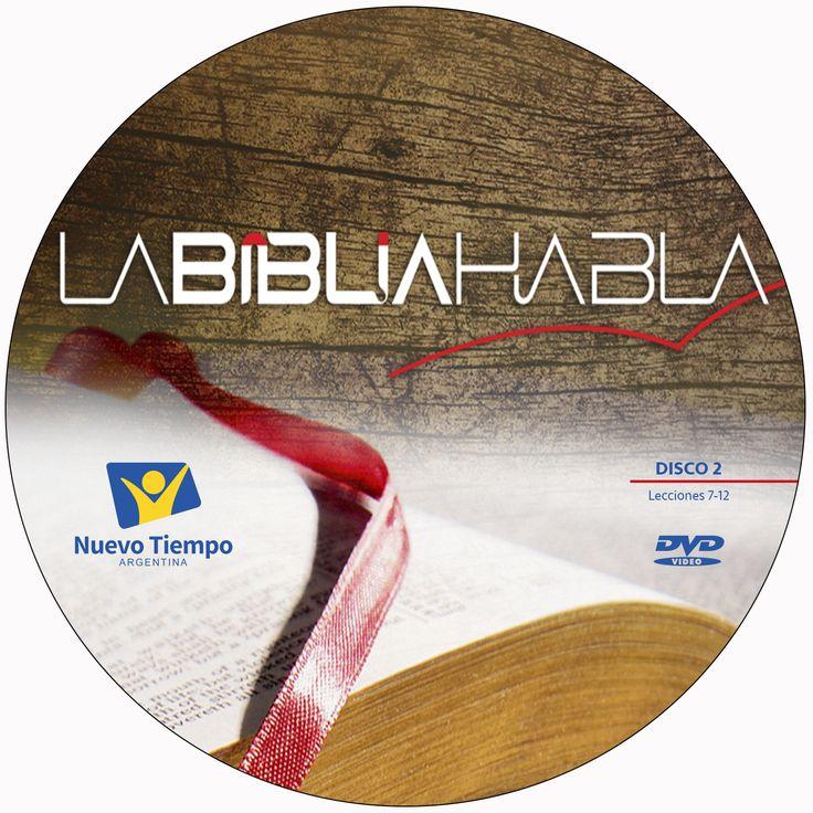 #LaBibliaHabla #Disco2 - Lecciones 7-12 #NuevoTiempo #NT #Adventista