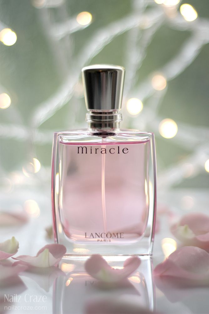 Lancome's Miracle