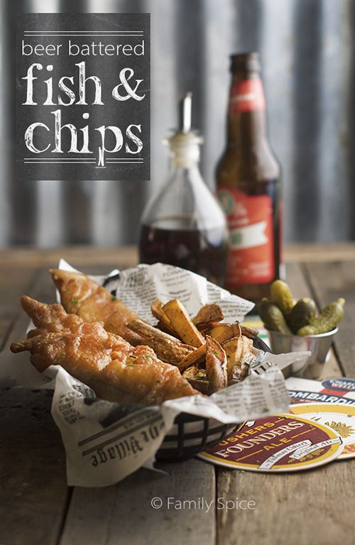 17 of 2017 39 s best fish and chips ideas on pinterest for Beer battered fish and chips recipe