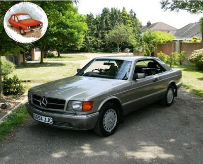 World Of Classic Cars: Mercedes-Benz 500SEC 1989 - World Of Classic Cars ...