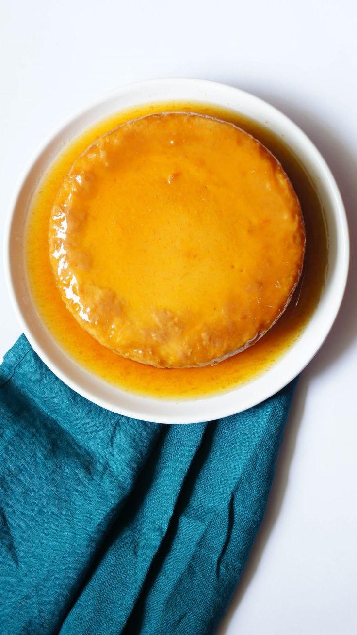 catalinapenciu.ro - Pumpkin flan