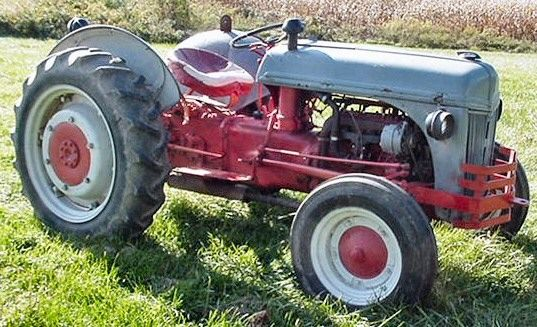 1059 Best Ford Tractors & Equipment Images On Pinterest