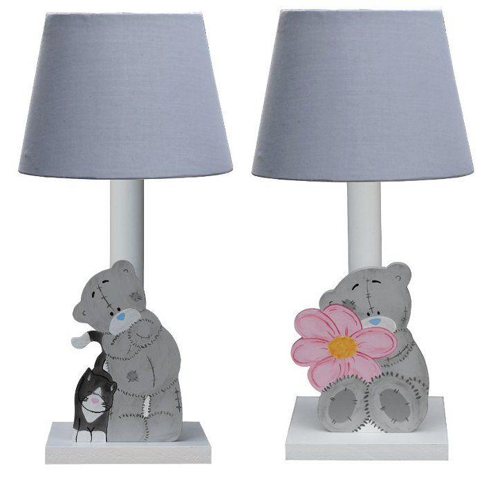 Soft Grey Lamp Shade