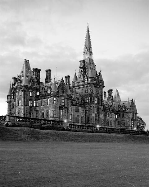 Palatial mansion...