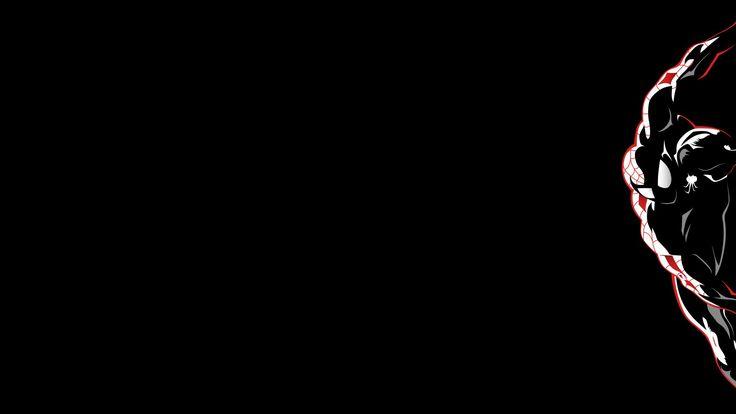 Black Spiderman Wallpaper For Windows #7MZ